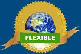 badge  FLEXIBLE 80